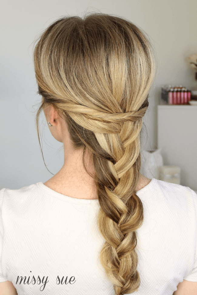 Herringbone Braids and Thick Braids Combined