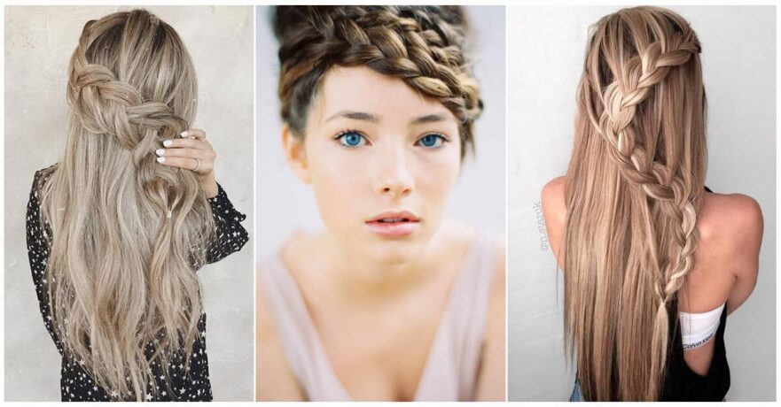 50 Inspiring Ideas for French Braids that Stand Out