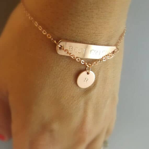 Beautifully Simple Charm Best Friend Jewelry