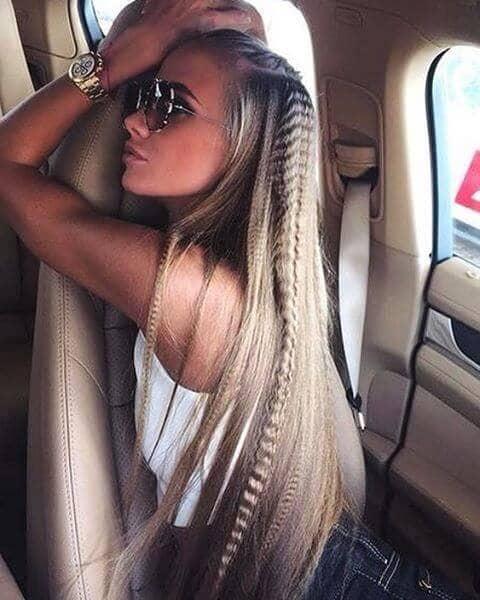 Crimp for Sun-kissed, California Style Hair