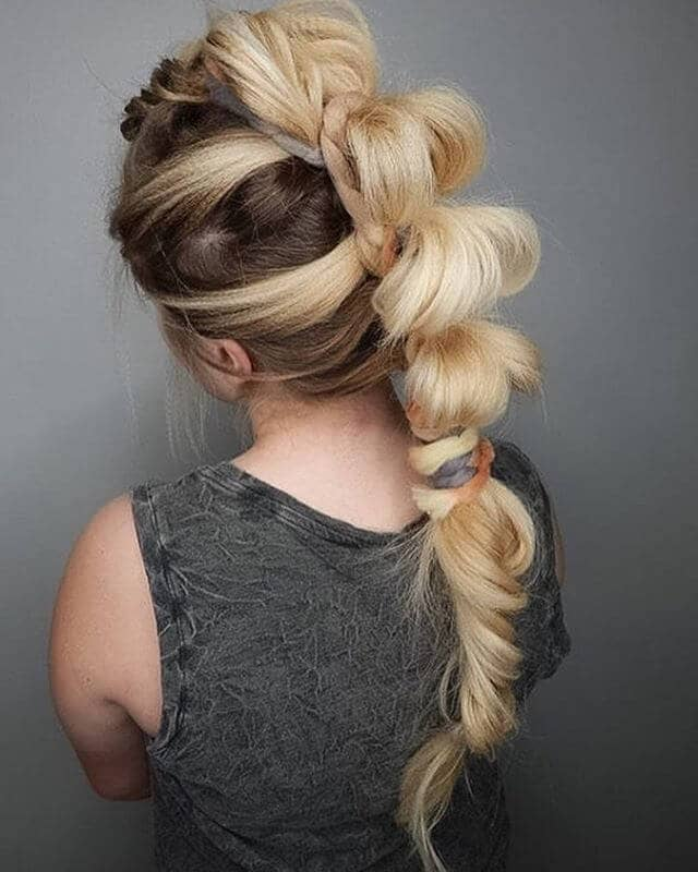 Enormous Volume for Your Updo