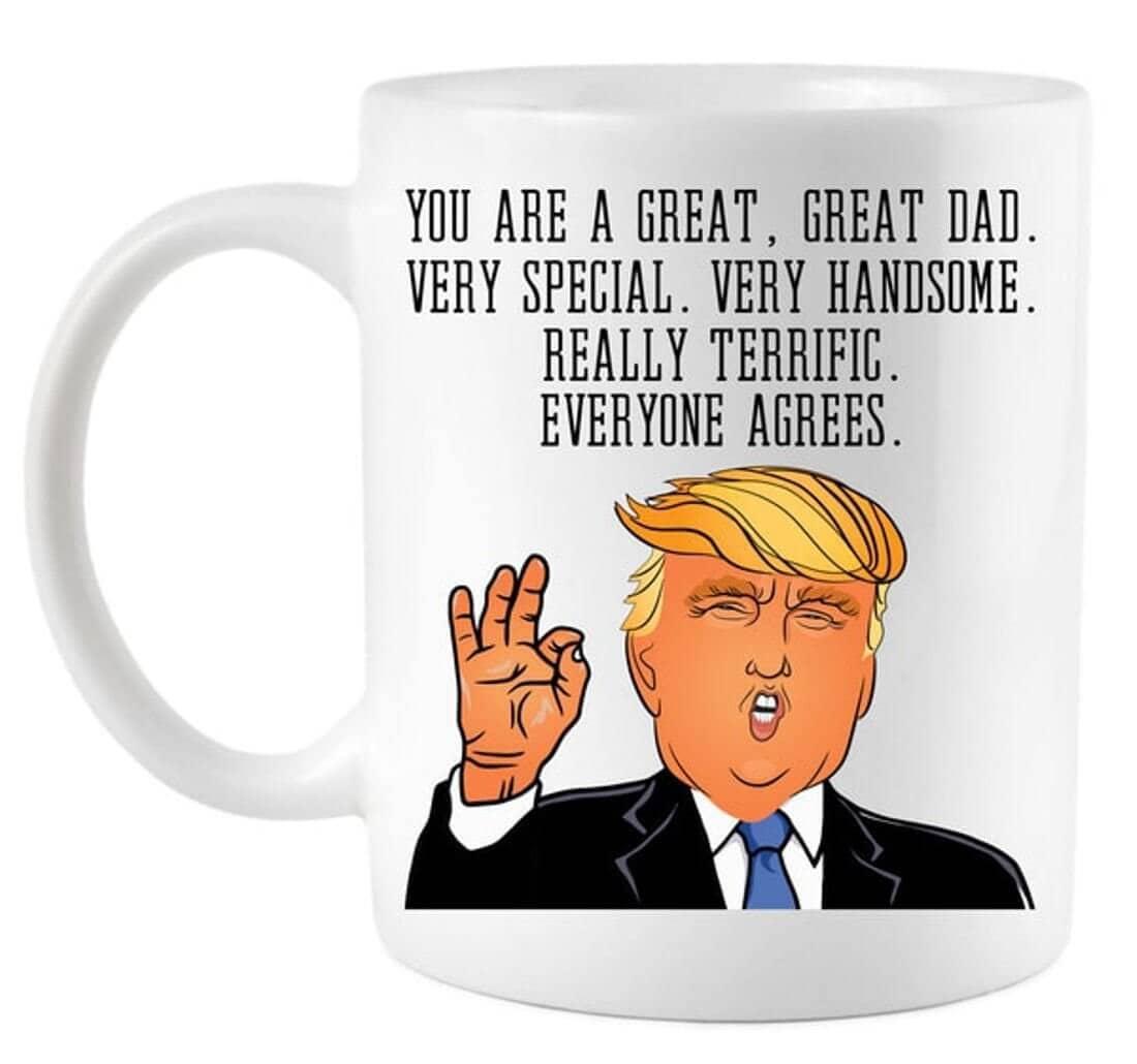 Political Donald Trump Funny Mug