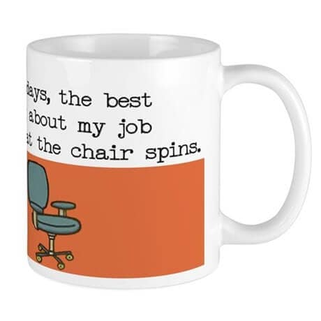 Office Unique Coffee Mug Design