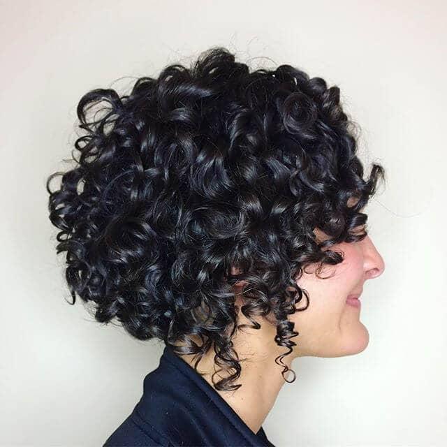 2018 Trending Short Curly Hair