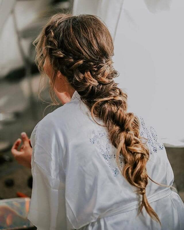 Romantic Unstructured Long Twisted Braids