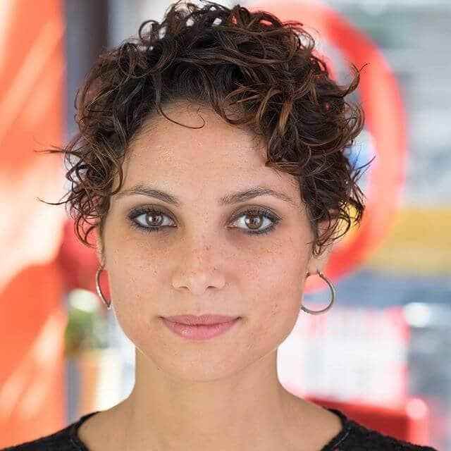 50 Bold Curly Pixie Cut Ideas To Transform Your Style in 2019 476ed46ed441