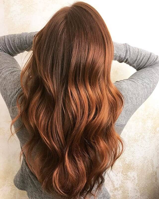 Thick and Rich Waves with Caramel Undertones