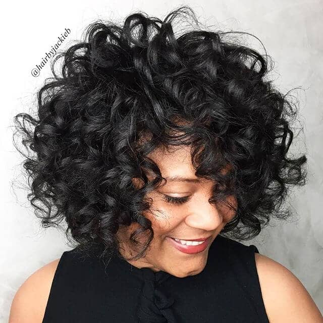 Classy Crinkle Cut Crossover Curls