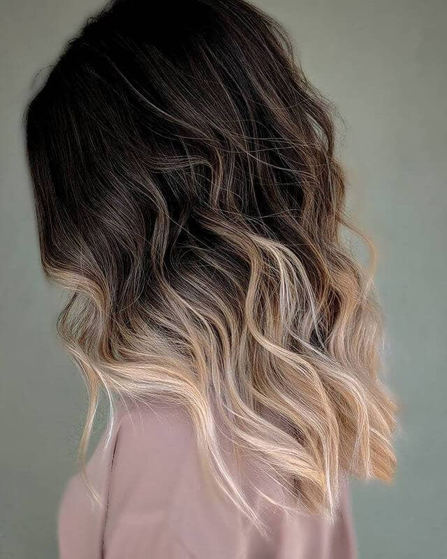 High-contrast Two-toned Lob