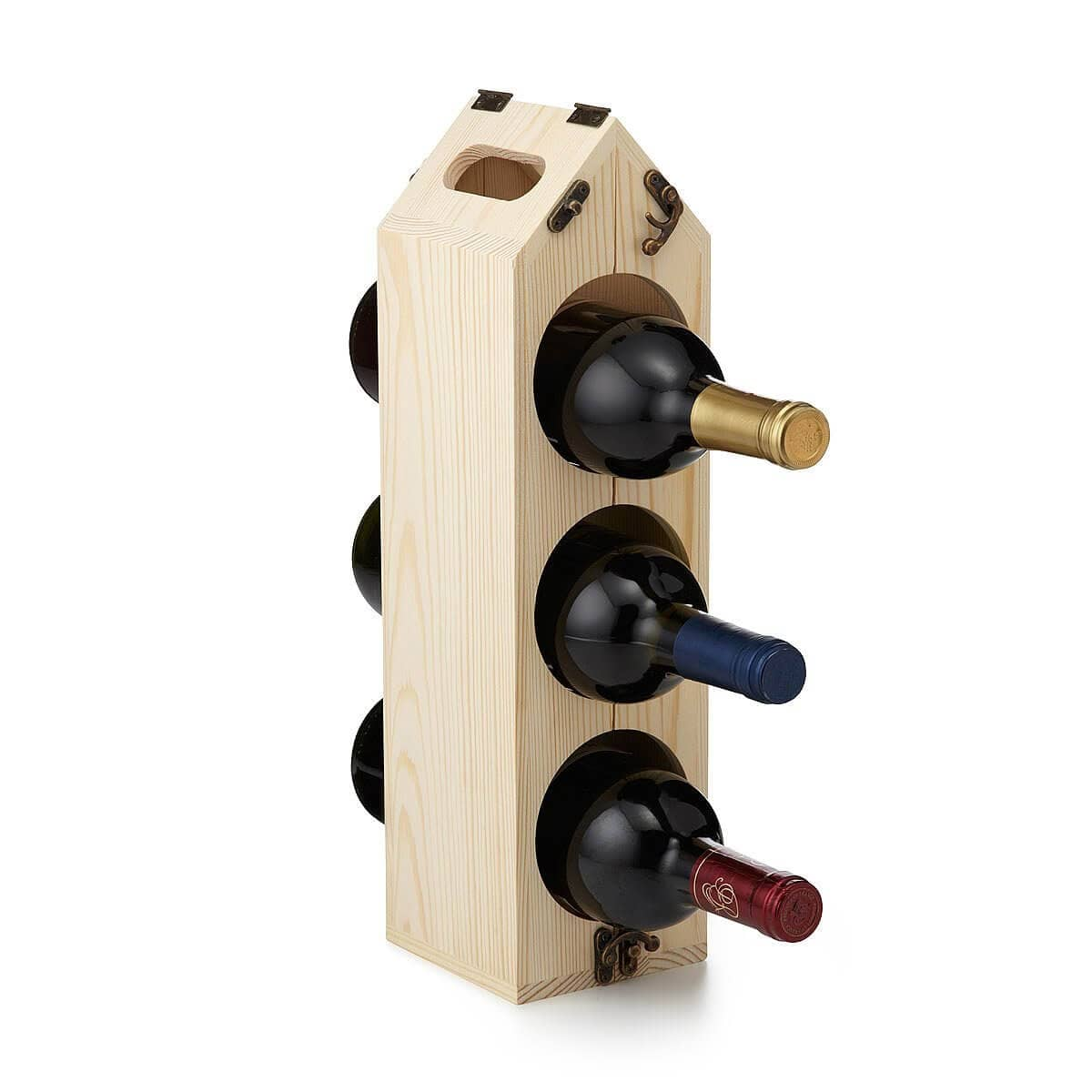 Get A Wine Rack That Expands With Your Relationship