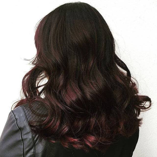Wigging out for Lucious Burgundy