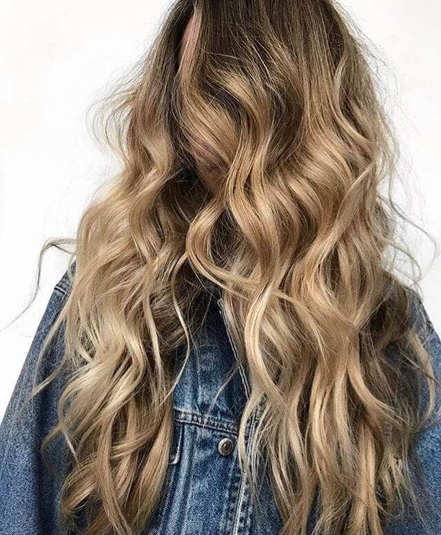 Beautiful, Soft, and Wavy Layers