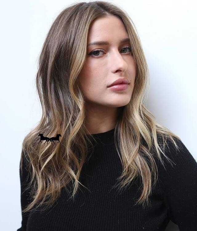 Soft and Practical Modern Hairstyle