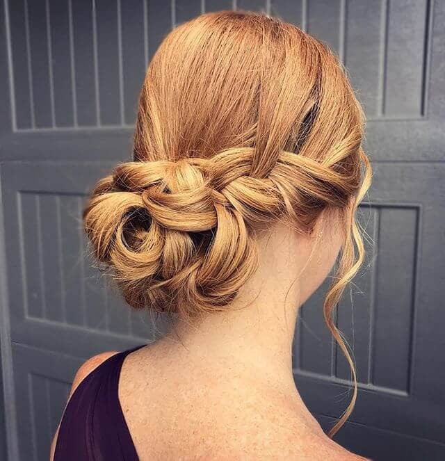 Classy and Elegant Hairstyle for Women