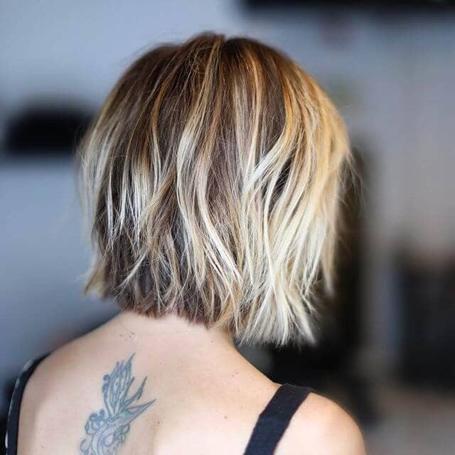 Short And Sweet Modern Hairstyle