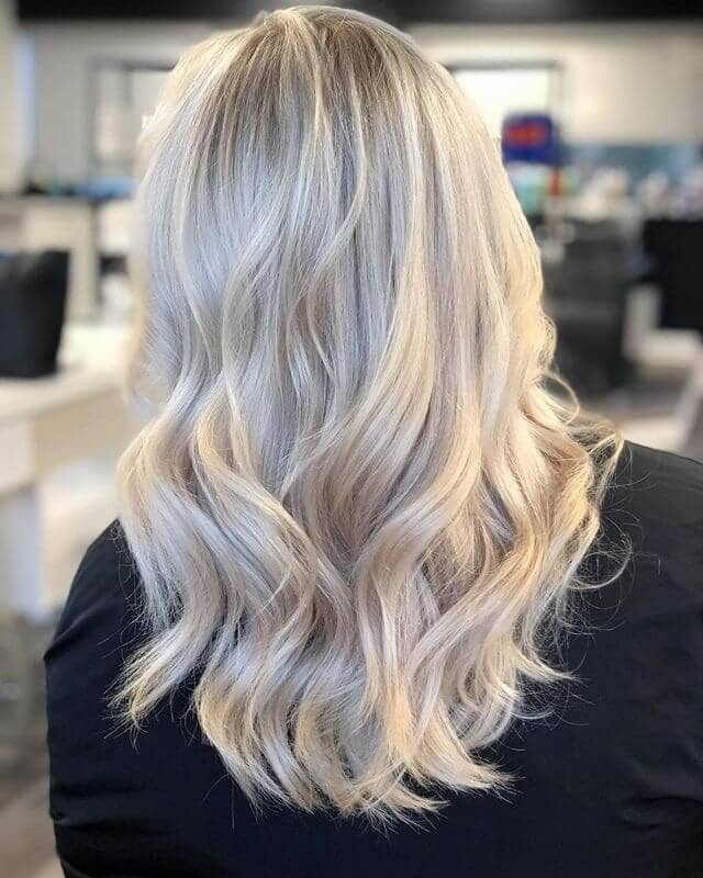 Clean, Natural Blond - Updated Elsa