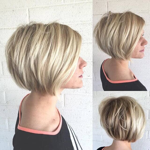 Bowl Cut With A Girly Twist