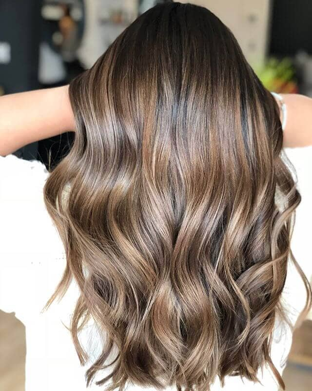 Luscious Latte Autumn Color Idea