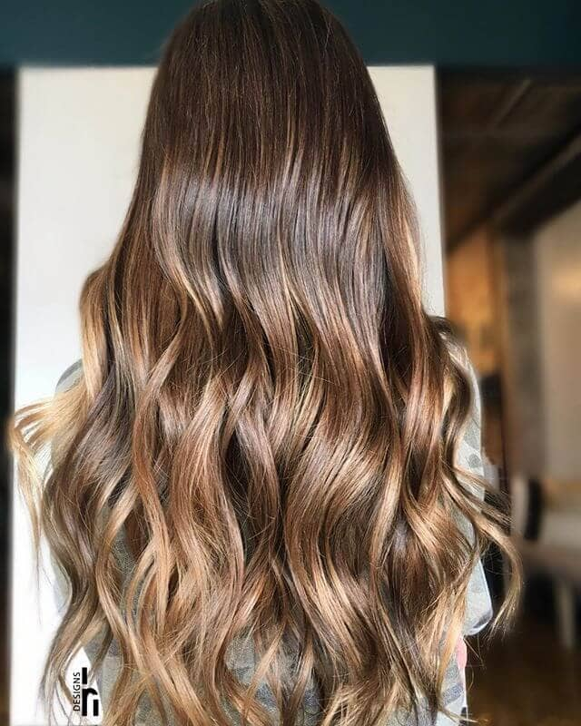 Soft and Subtle Blended Highlights