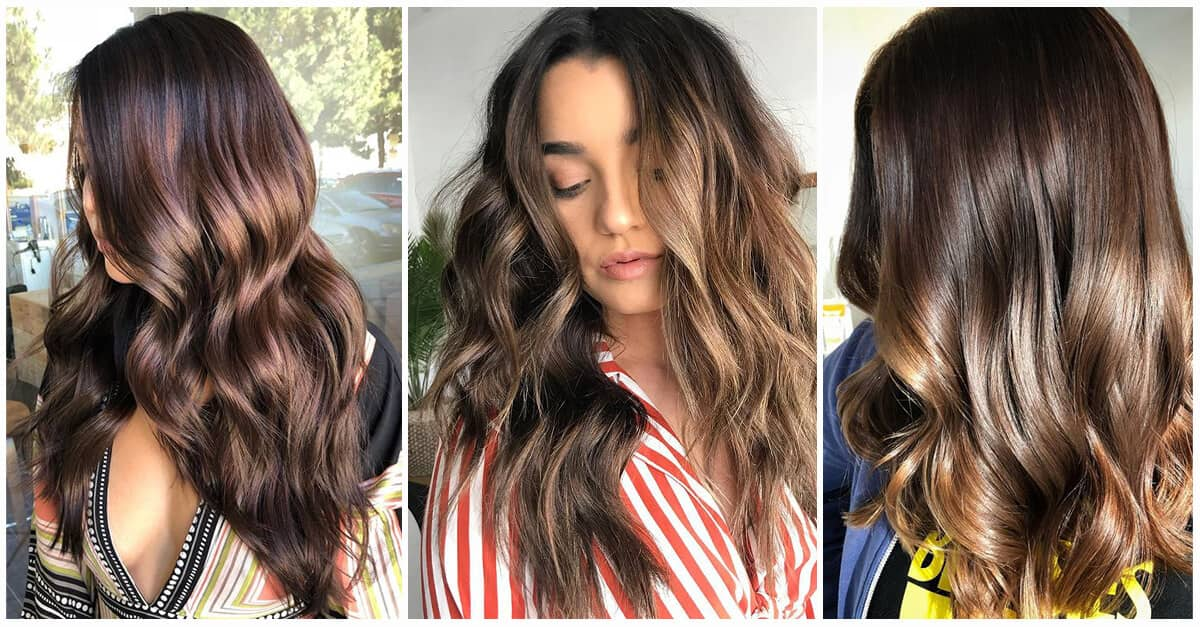 50 Fun Dark Brown Hair Ideas To Shake Things Up In 2019
