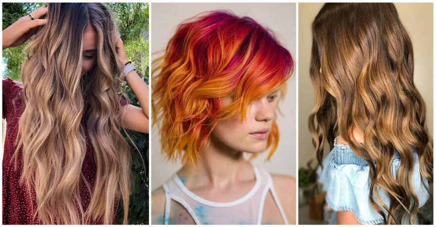 50 Vibrant Fall Hair Color Ideas to Accent Your New Hairstyle