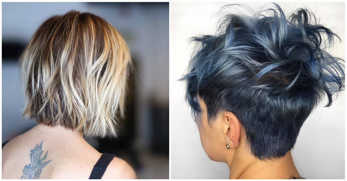 50 Quick and Fresh Short Hairstyles for Fine Hair in 2019