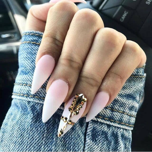 Soft Matte Pinks with a Touch of Drama