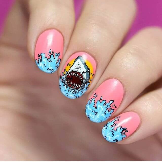 Cool Creative Shark Design