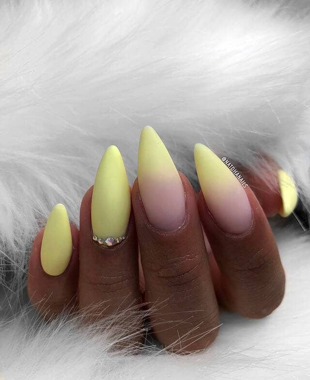 Sweet as Candy Pastel Matte Nails