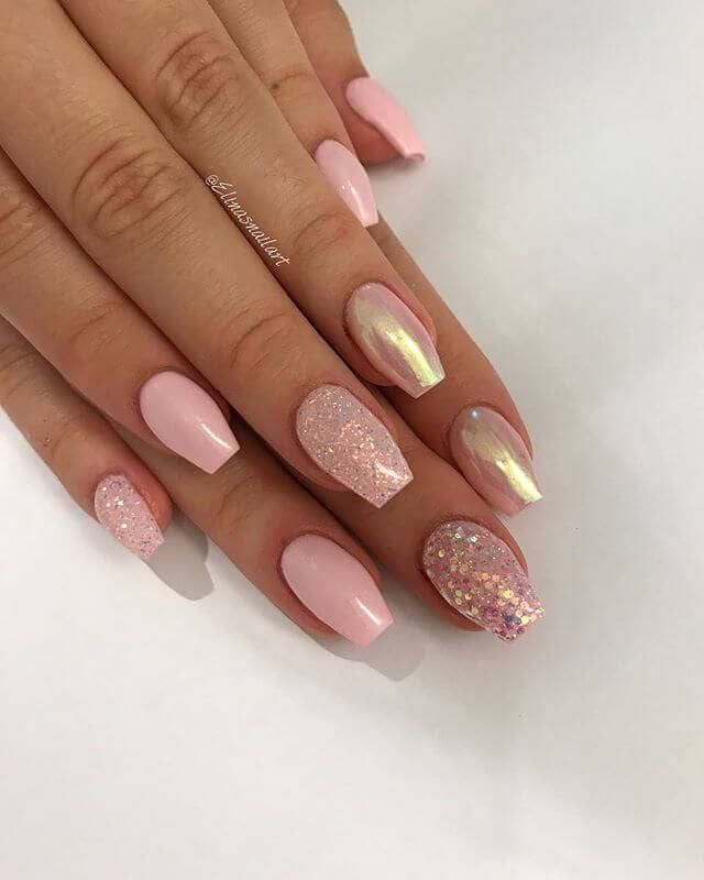 50 Catchy And Appealing Cute Nails For Fun-Loving Women In 2019 50 Catchy and Appealing Cute Nails for Fun-loving Women in 2019 Lovely Nails lovely nails by be