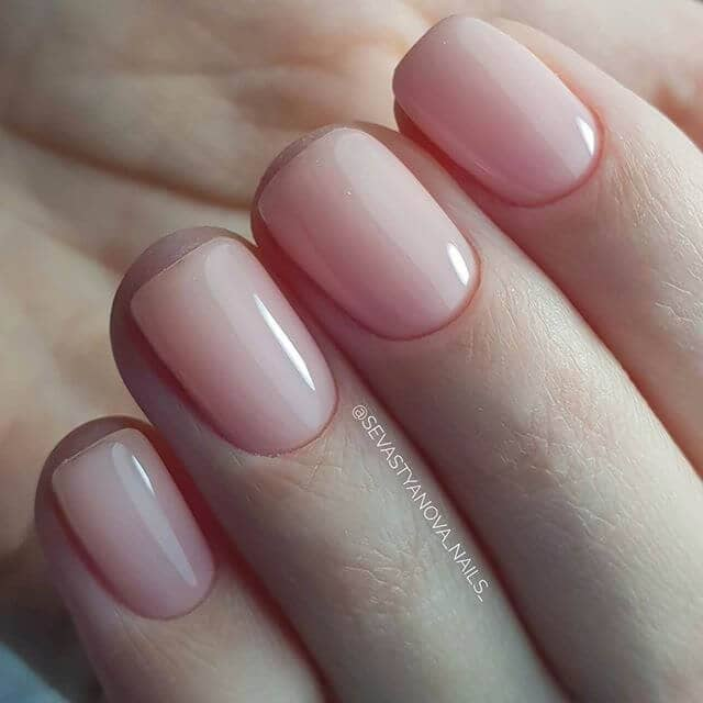 Keeping It Natural with Pale Pinks