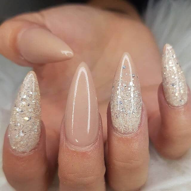 Ocean Beauty for Nude Nails