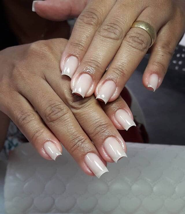 Meet the American French Manicure