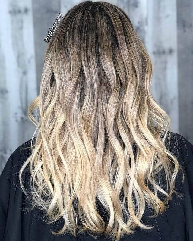 Golden Platinum Streaks in Loose Waves