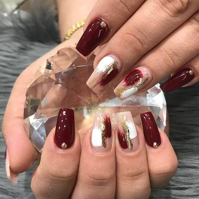 Fashion Forward Art Nails
