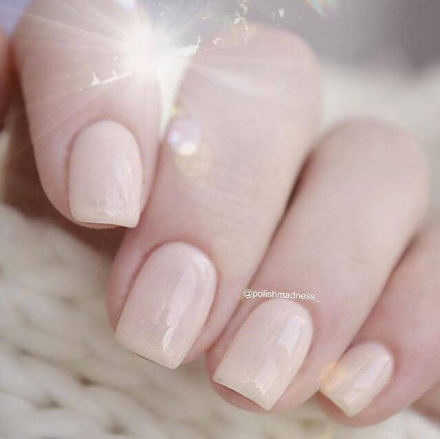 Universally Flattering Natural Nail Art