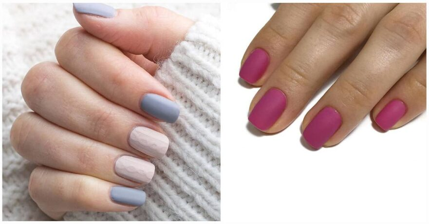 50 Unique Matte Nails to Elevate your Look