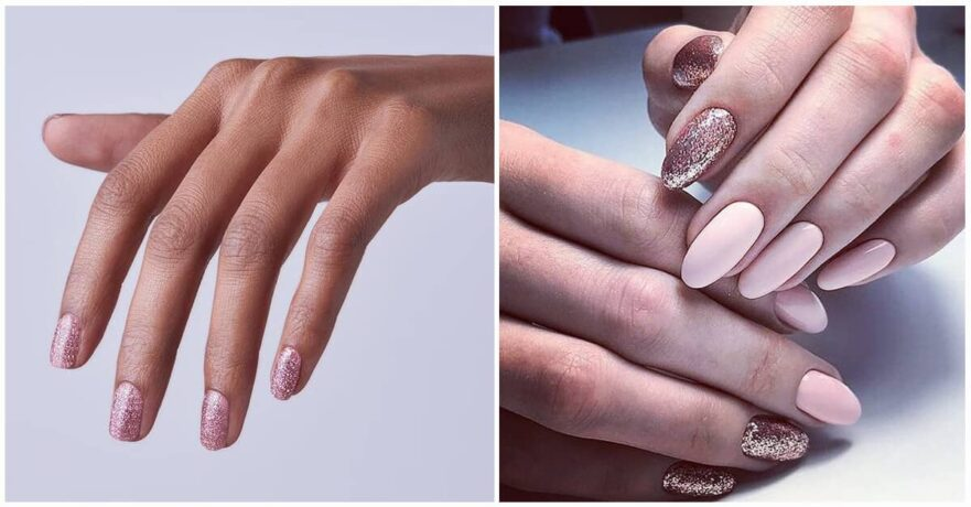 50 Creative Styles for Nude Nails You'll Love