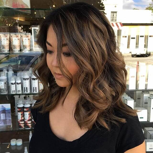 Relaxed and Beautiful Natural Waves