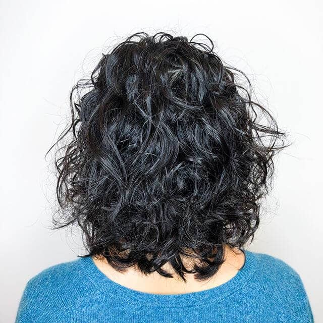Awesome and Wild Perm Hair