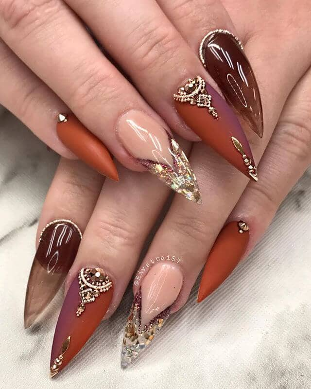 Accessorize Your Nails like a True Goddess