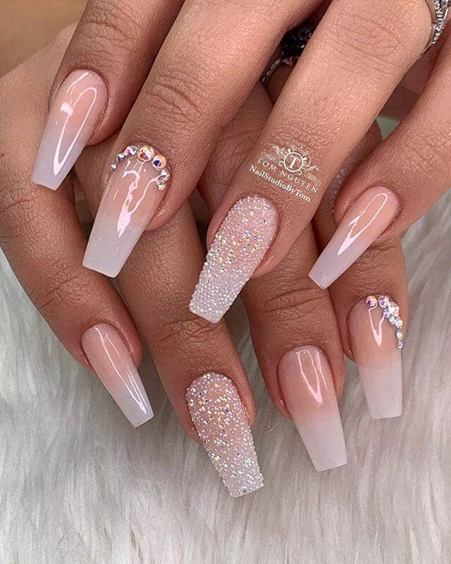 Nail Art Ideas 2020: 50 Incredible Ombre Nail Designs Ideas That Will Look