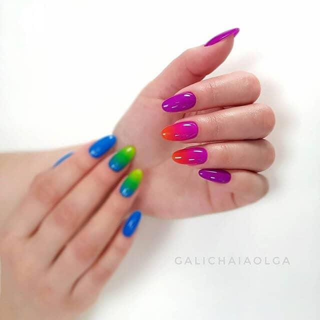 As Many Colors as A Rainbow