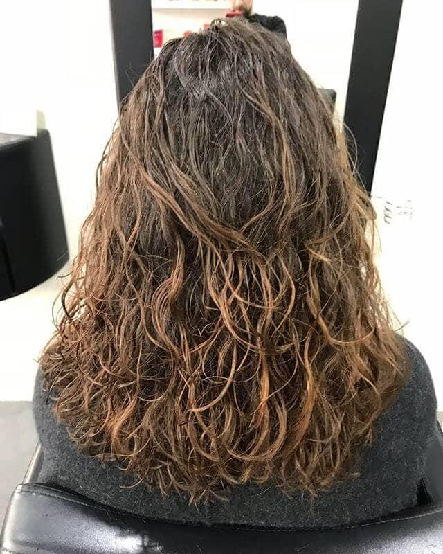 Супер Простая Слоистая Волосная Идея Волос