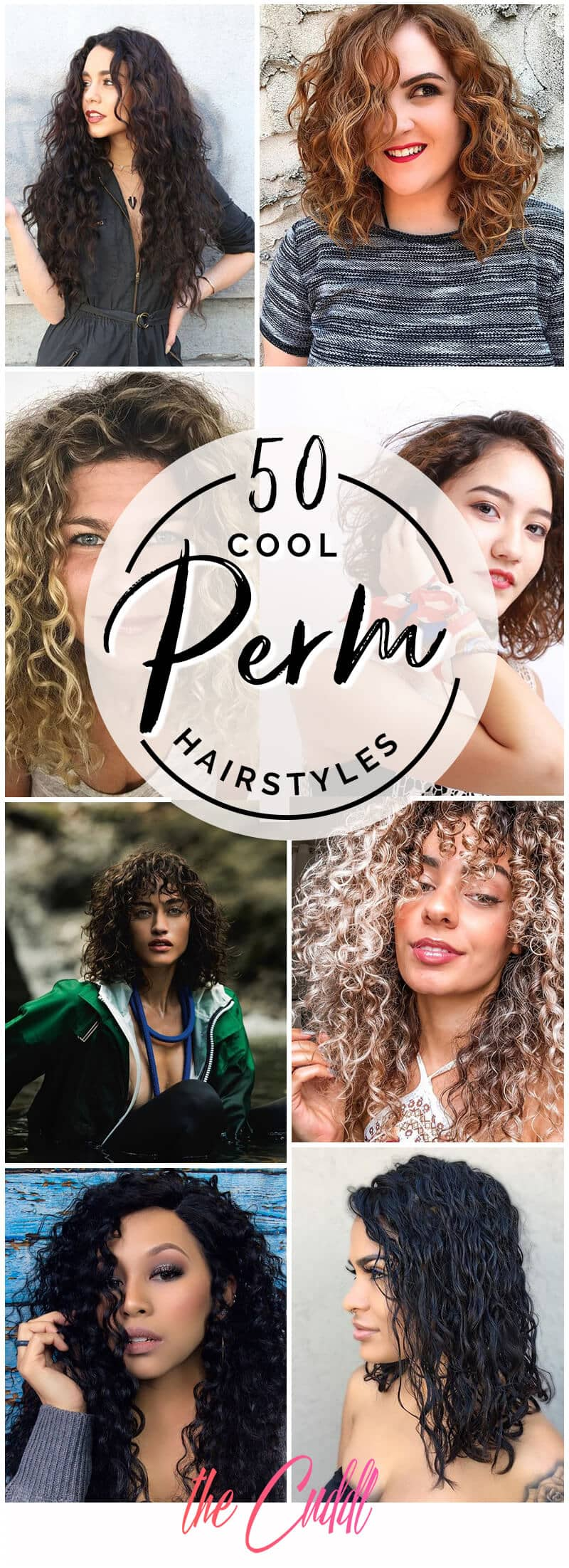 50 Stunning Perm Hair Ideas to Help You Rock Your Curls