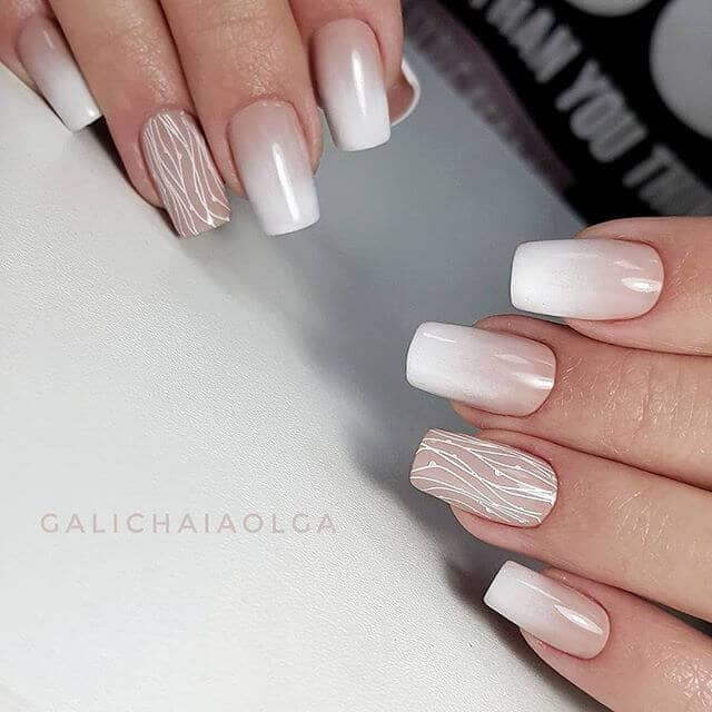 50 Fun and Fashionable White Nail Design Ideas for Any