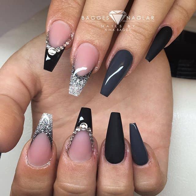 The Simple Black Elegance Look