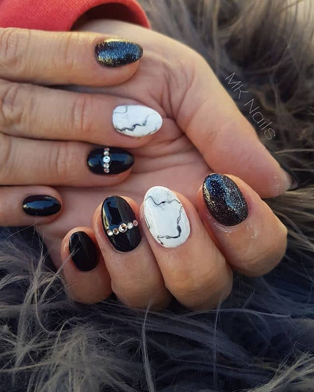 Glitter, Rhinestones, Black, and Beautiful