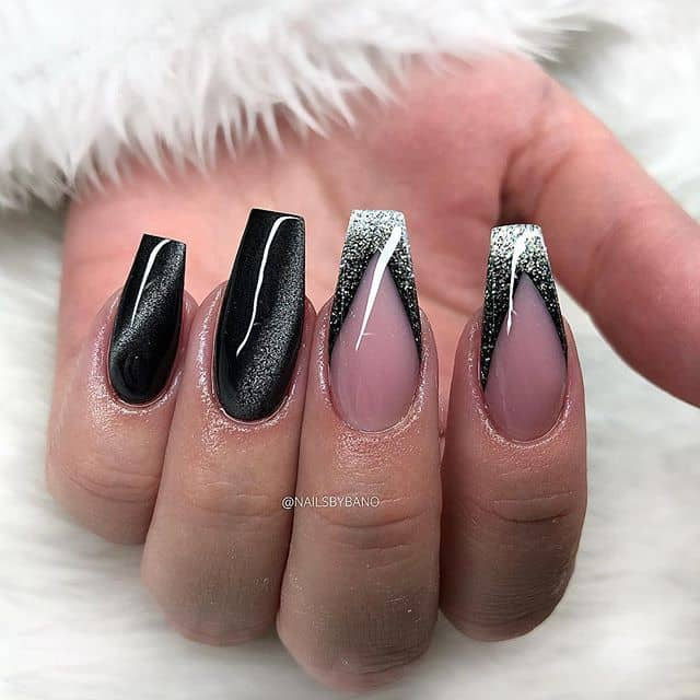 Perfect Nails for a Snow Queen