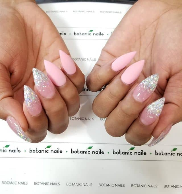 Baby Doll Pink with Fairy Dust